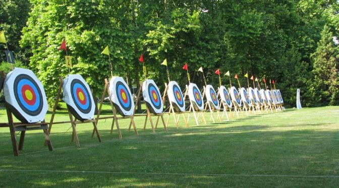 Стрелбата с лък като средство за подобряване на здравето при децата
